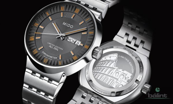 Mido ALL Dial Limited Edition M8340.4.23